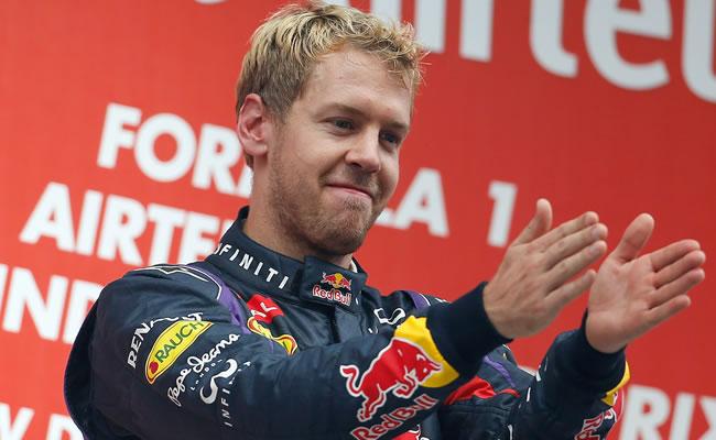 Vettel, ya campeón, puede seguir batiendo récords en Abu Dabi