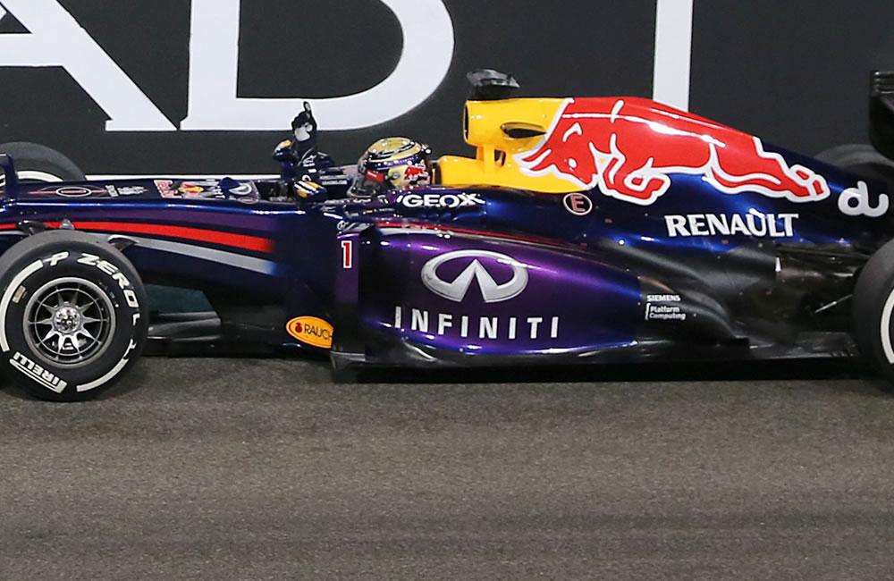 Vettel suma siete victorias consecutivas e iguala a Schumacher