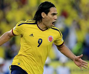 Falcao lidera la lista de Colombia para los partidos con Bélgica y Holanda