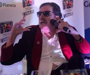 Charly García sufrió un preinfarto en Bogotá