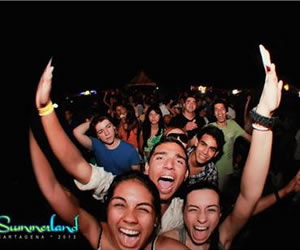 """Llega el """"Summerland 2014"""", el Festival de Música Electrónica más importante de Colombia"""