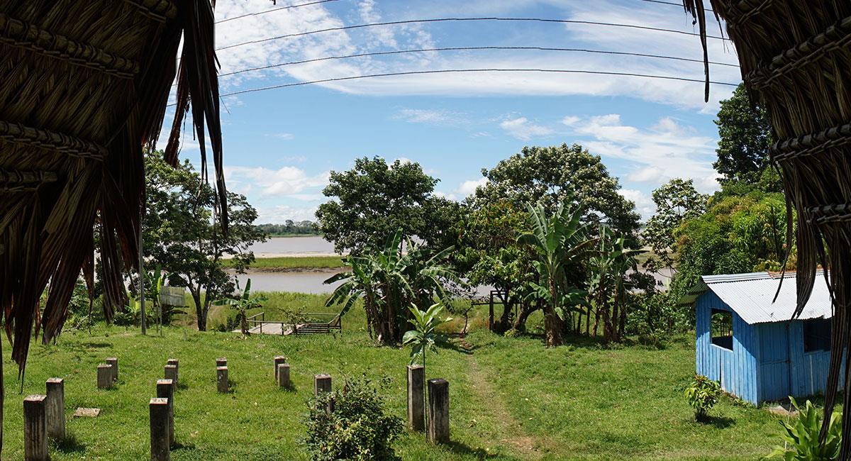 Parque Nacional Amacayacu, el río de las hamacas