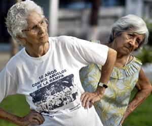 Iniciar ejercicios físicos pasados los 60 años ayuda a evitar enfermedades