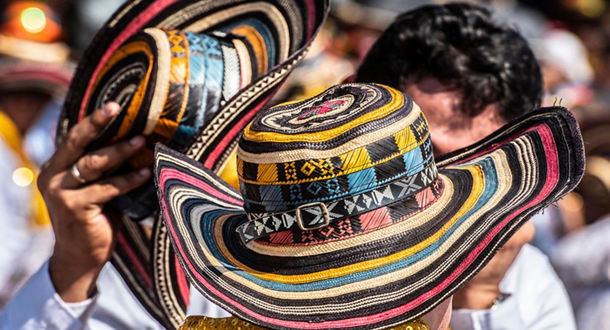 El sombrero 'vueltiao' es un ícono de la representación cultural. Foto: Shutterstock