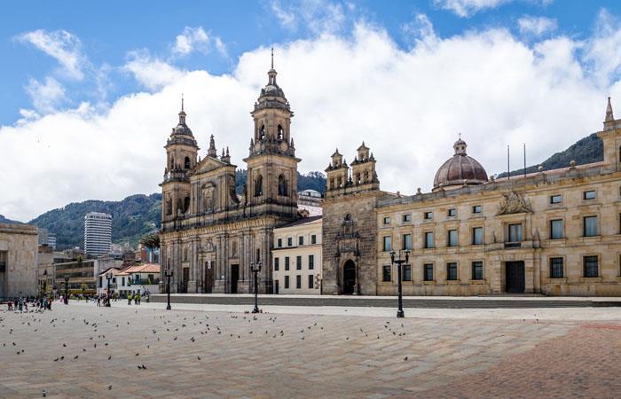 El Centro Histórico de Bogotá aún conserva el recuerdo del pequeño poblado que fuera. Foto: Shutterstock