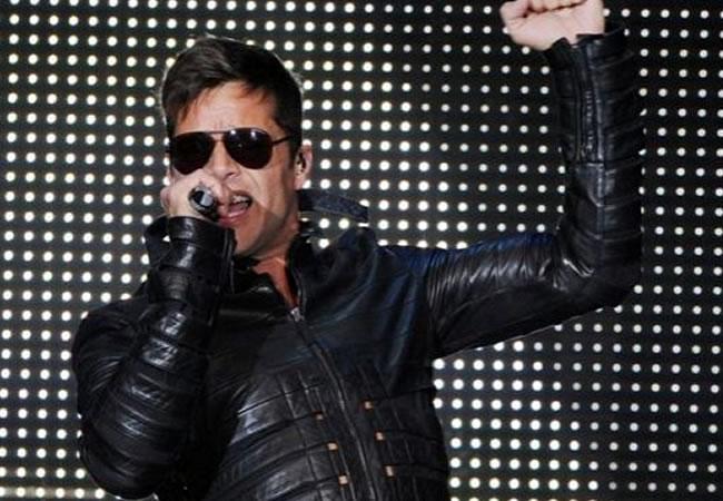 Ricky Martin no interpretará música del Mundial según FIFA