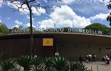 Jardín Botánico de Medellín Joaquín Antonio Uribe