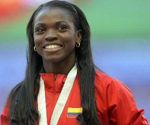 Catherine Ibargüen, Deportista del Año de Acord Colombia