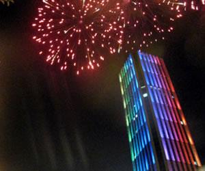 Tres eventos para disfrutar Navidad en la Torre Colpatria