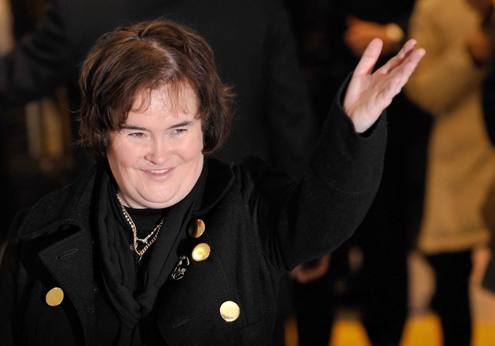 Susan Boyle revela que padece síndrome de Asperger