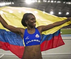 Catherine Ibargüen, 'Deportista del Año' del COC