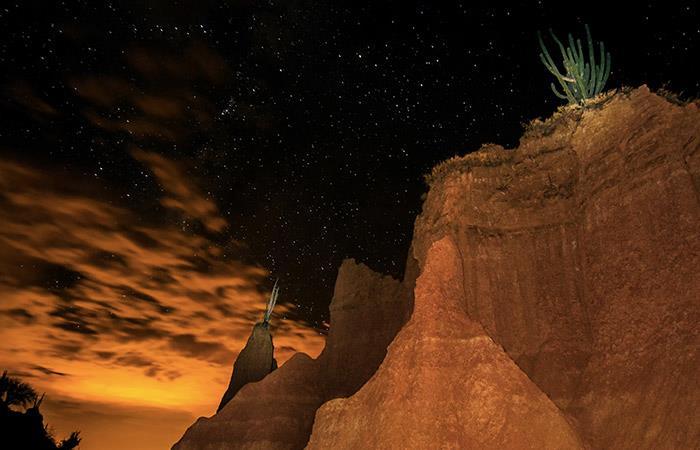 El desierto está ubicado en el departamento del Huila. Foto: Shutterstock