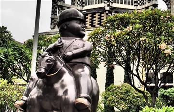 Plaza Botero, homenaje a una ciudad inspiradora