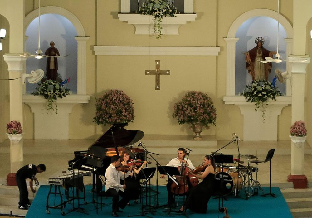 Cartagena abre sus puertas a la música clásica en Colombia