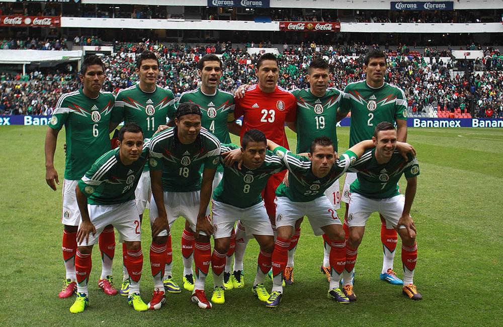 México se enfrentará a Nigeria y a Ecuador en amistosos en EE.UU. Foto: EFE