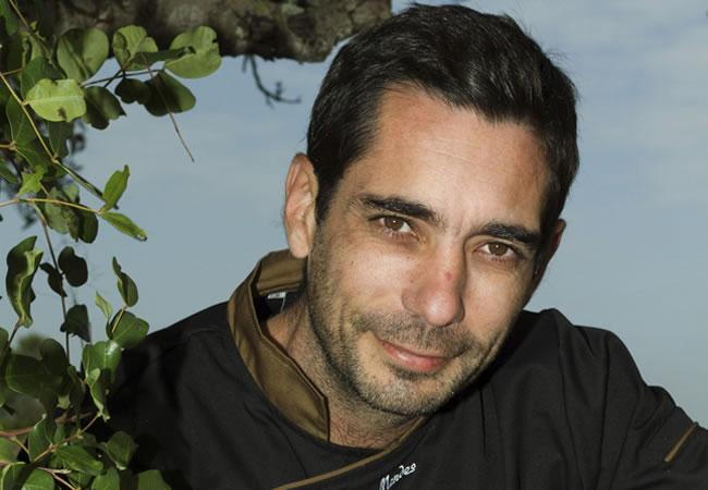 El chef Pedro Mendes lleva la despreciada bellota a la gastronomía gourmet