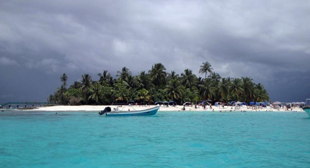Jhonny Cay, un paraíso en San Andrés. Foto: Flickr.