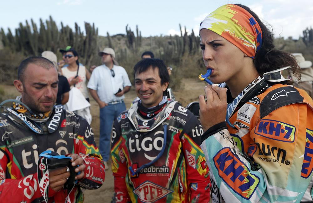 Marc Coma gana su cuarto Dakar y Cyril Despres se lleva la última etapa