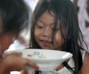 Guatemala reporta 91 casos desnutrición infantil en 15 días de año, 65% menos