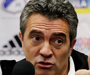 Juan Manuel Lillo dice que lesión de Falcao es golpe anímico para Colombia