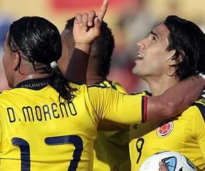 La lesión de Falcao perjudica a Colombia en las apuestas al Mundial