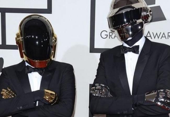 Daft Punk se proclama gran triunfador de los Grammy con su