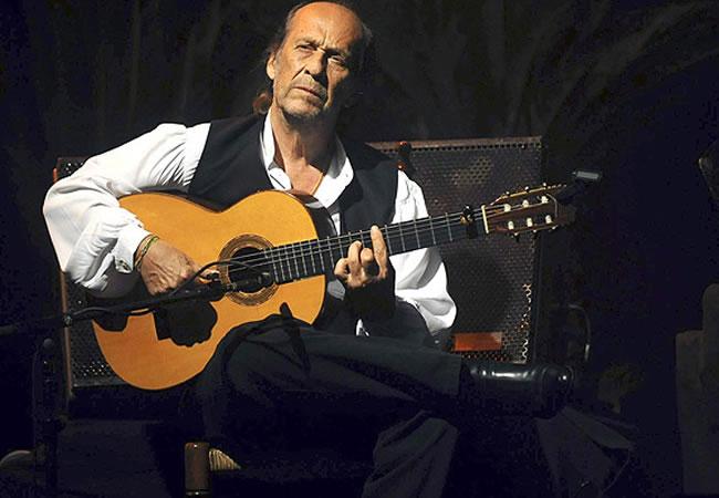 El flamenco dice adiós a su más grande y trascendente guitarrista