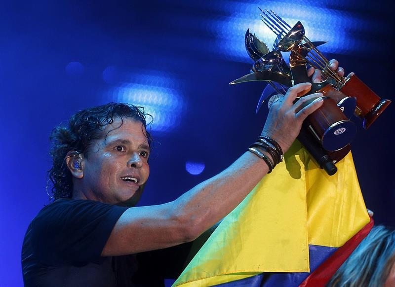 Carlos Vives inundó de vallenato y cumbia a Viña del Mar