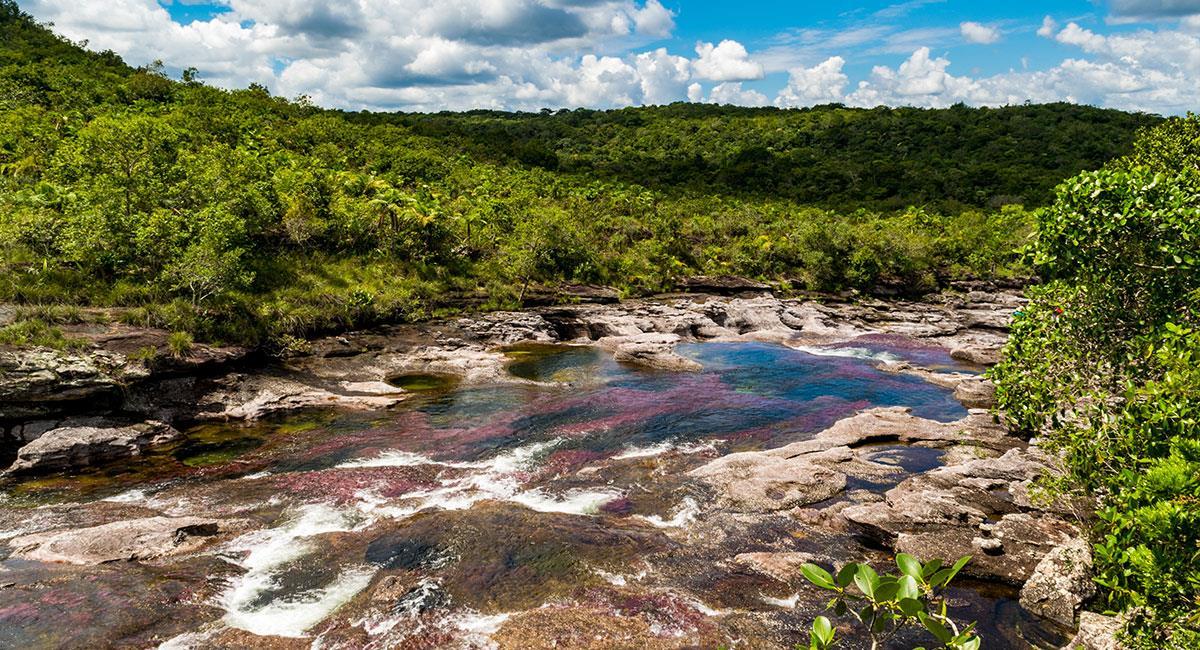 Parque Nacional Natural Sierra de la Macarena. Foto: Shutterstock