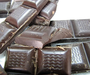 El chocolate negro reduce el riesgo de infarto y es antiinflamatorio