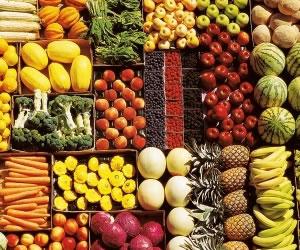 El consumo de 7 piezas de frutas y verduras al día alarga la vida
