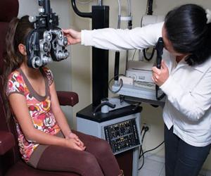 El cuidado de la visión debe iniciar con el nacimiento