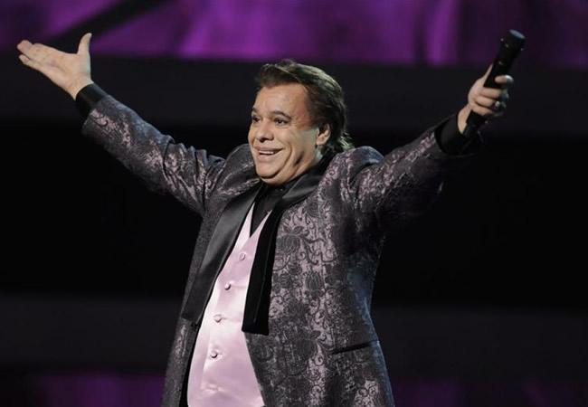 Juan Gabriel reanuda su gira en Estados Unidos el 1 de mayo