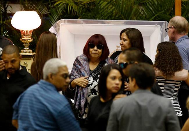 Puerto Rico despide al ídolo salsero Cheo Feliciano