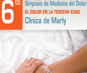 VI simposio de medicina del dolor en la tercera edad