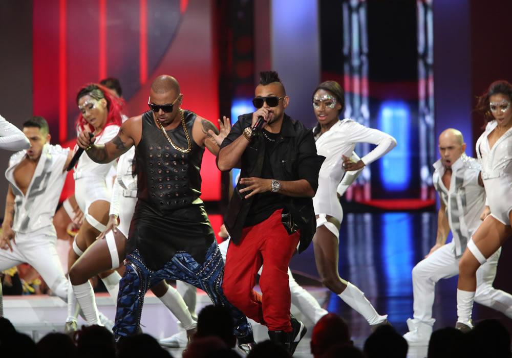 Así se vivieron los Premios Billboard de la Música Latina