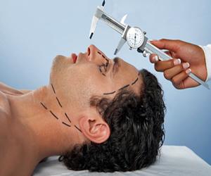 Las cirugías estéticas en los hombres se practican más por salud