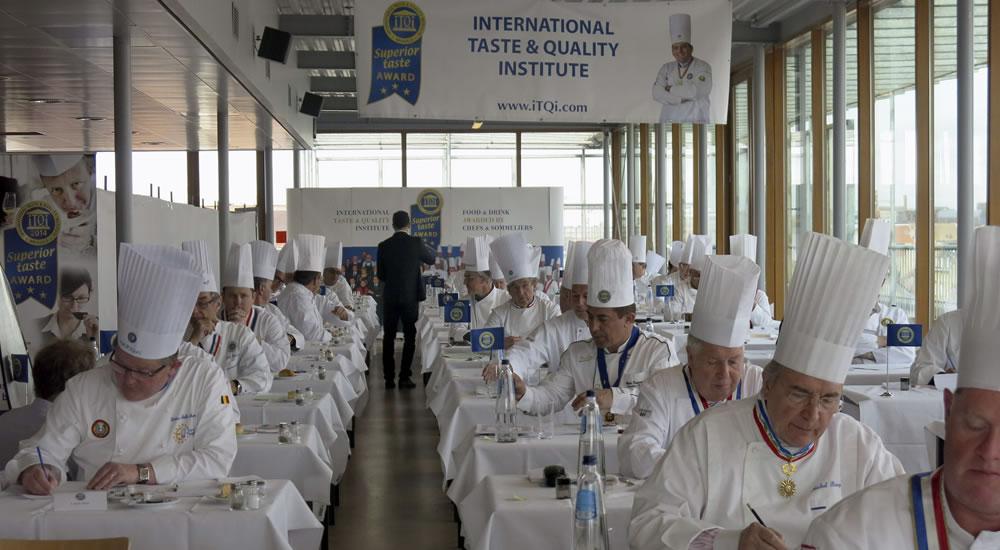 Chefs a la caza de los mejores sabores entre más de mil productos