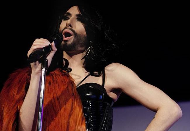 Conchita Wurst, un mensaje de tolerancia detrás de una barba