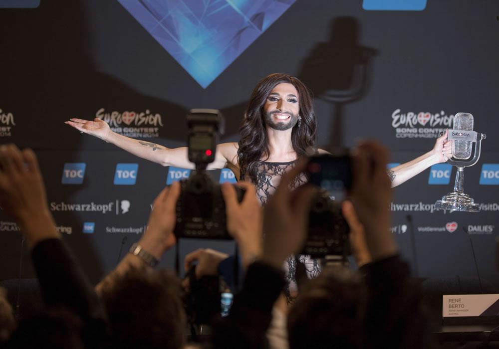 Conozca a Conchita Wurst, ganadora del Festival Eurovisión