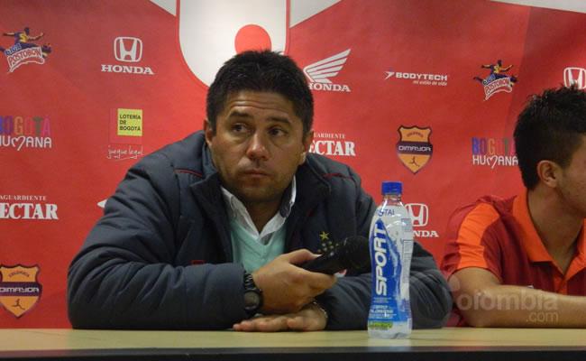 Wilson Gutiérrez anuncia que no es más DT de Santa Fe