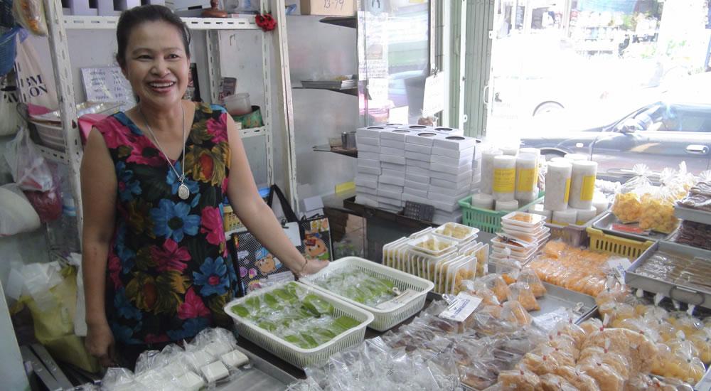 La herencia más dulce de los portugueses en Tailandia