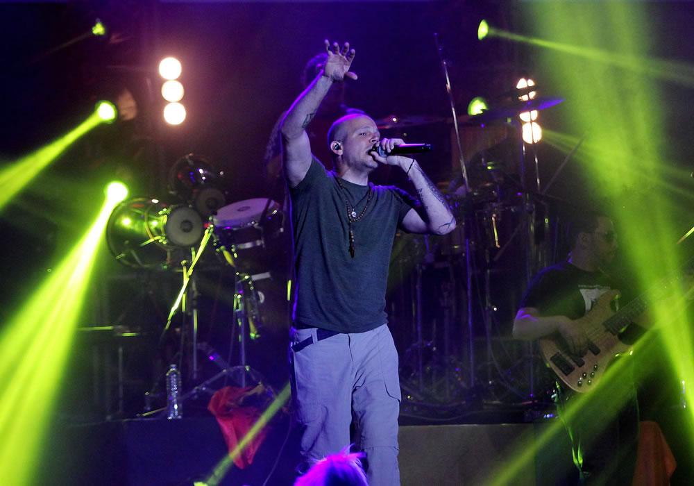 Bogotá vibra con el concierto de Calle 13