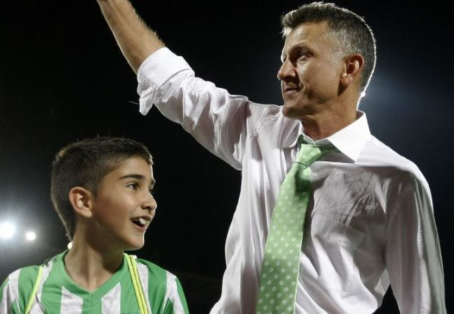 Juan Carlos Osorio el técnico más ganador en Colombia de los últimos años. Foto: EFE.