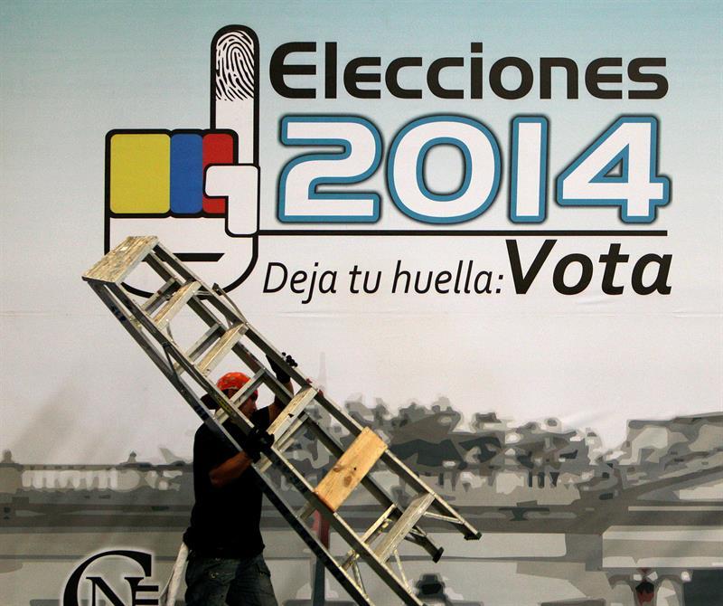 Todo listo para las elecciones para presidente
