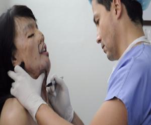Pte. Santos firma decreto para combatir el crimen de ataques con ácido
