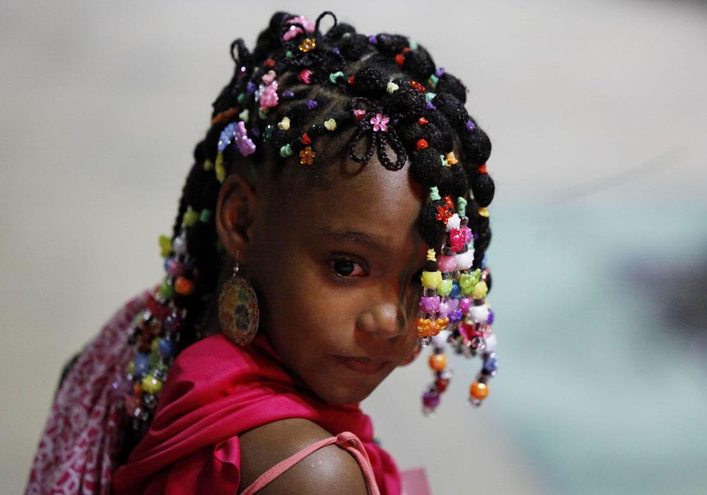 Concurso De Peinados Afro En Cali