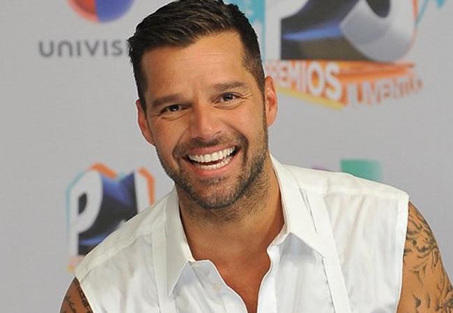 Ricky Martin, mundialista de nuevo: No le diría que no a un dúo con Shakira