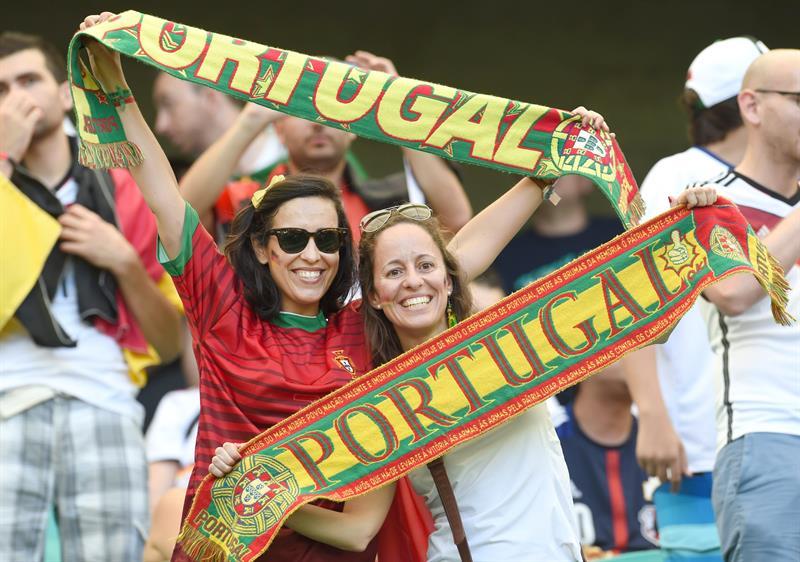 Alemania se impone ante Portugal y Müller fue la estrella