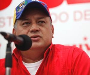 Cabello pide a embajador colombiano en Venezuela no reunirse con oposición